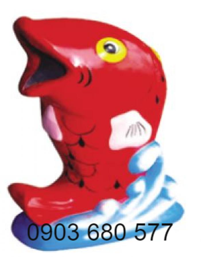 Cần bán thùng rác hình con vật đáng yêu giá rẻ, chất lượng cao4