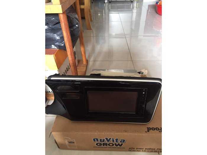 Đầu Dvd Fujitsu xe Honda City0