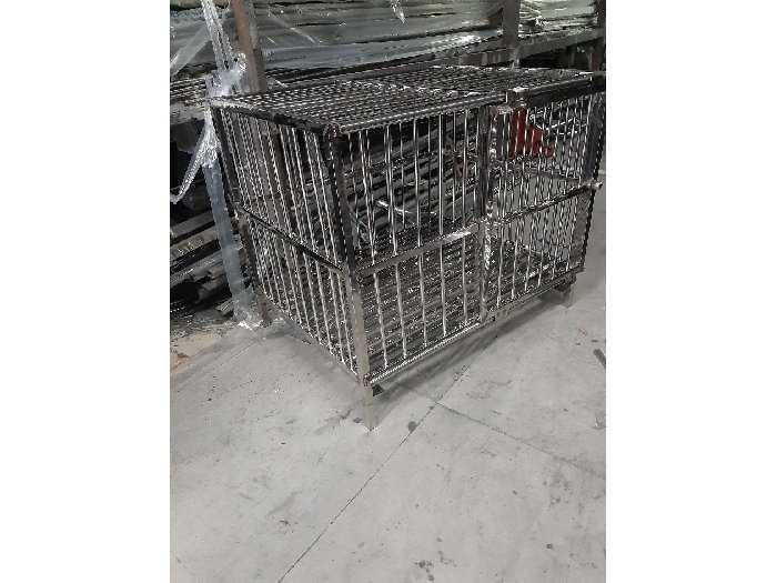 Chuồng chó inox 60 -80-701
