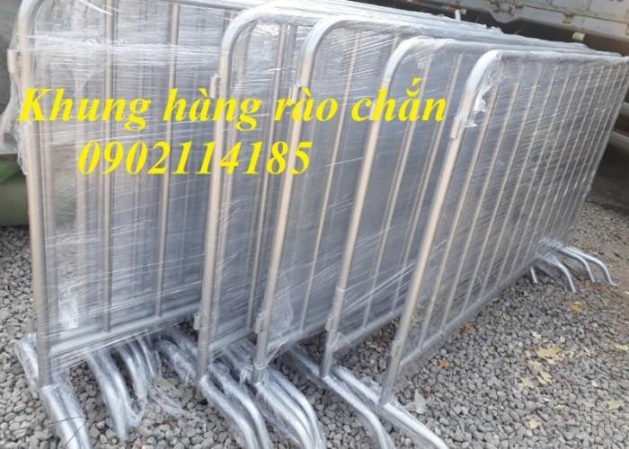 Nơi Sản xuất hàng rào di động , khung hàng rào chắn , hàng rào sự kiện giá rẻ1