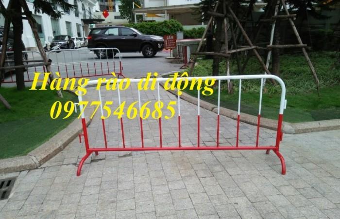 Nơi Sản xuất hàng rào di động , khung hàng rào chắn , hàng rào sự kiện giá rẻ3