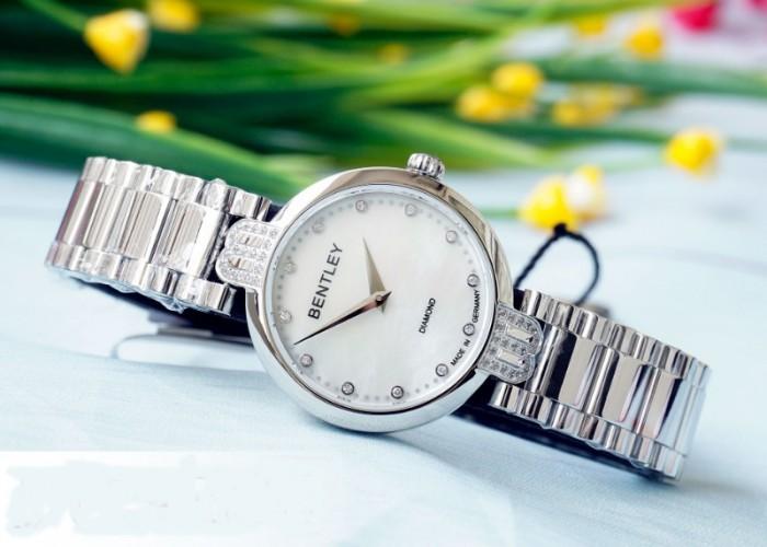 Đồng hồ nữ Bentley BL1710 sliver