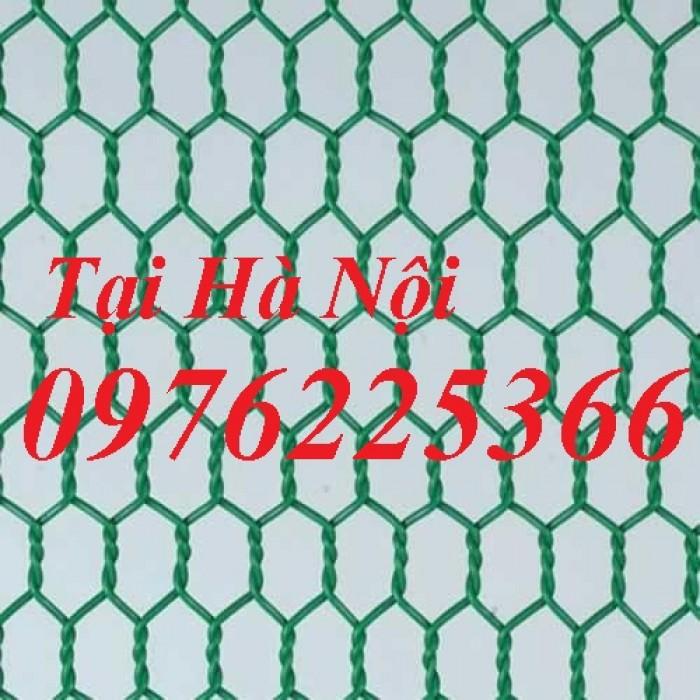 Lưới lục giác, lưới xoắn 3 chao, lưới mắt cáo