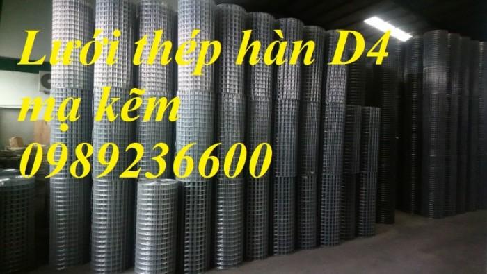 Cung cấp Lưới thép hàn D4a50x50, D4a100x100, D4a150x150, D4a200x200 hàng sẵn kho tại Hà Nội1