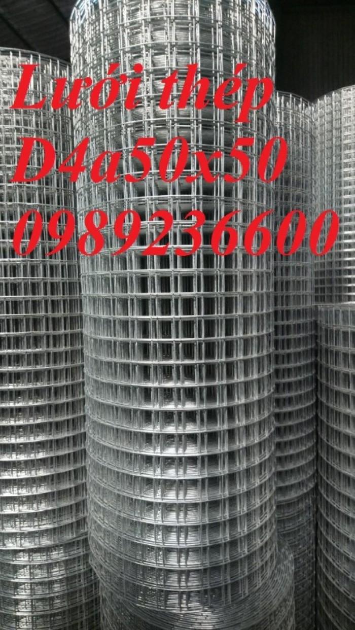 Cung cấp Lưới thép hàn D4a50x50, D4a100x100, D4a150x150, D4a200x200 hàng sẵn kho tại Hà Nội2