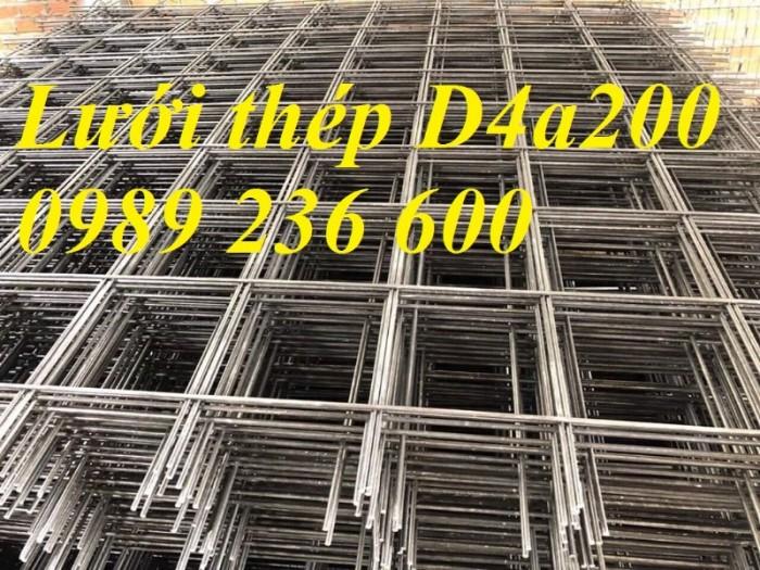 Cung cấp Lưới thép hàn D4a50x50, D4a100x100, D4a150x150, D4a200x200 hàng sẵn kho tại Hà Nội4
