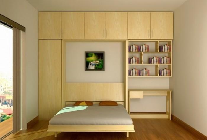 Giường gấp tường đa năng,  giường xếp ẩn tủ giá rẻ tphcm, bình dương0