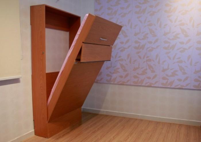 Giường gấp tường đa năng,  giường xếp ẩn tủ giá rẻ tphcm, bình dương1