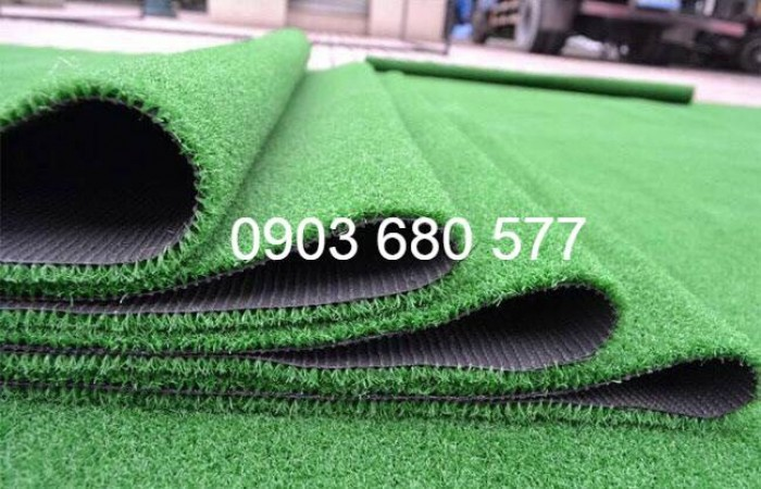 Chuyên bán cỏ nhân tạo cho trang trí trường mầm non, sân chơi, sân bóng, sân golf6