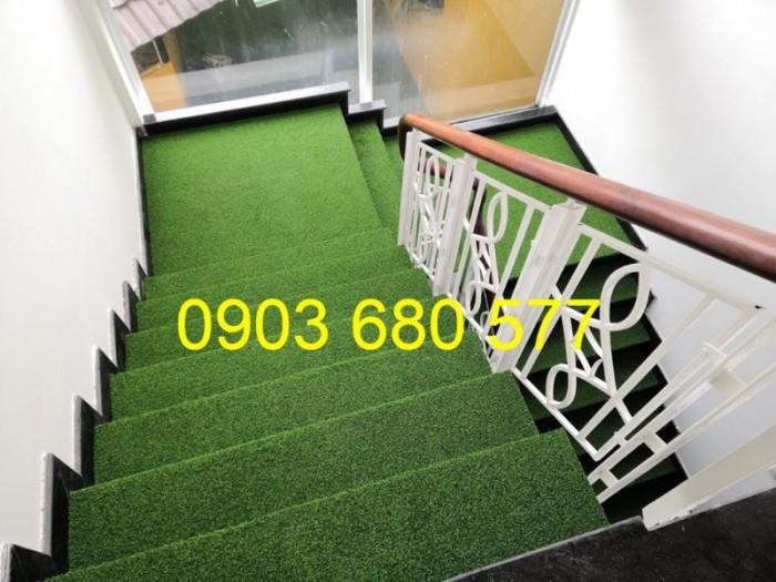 Chuyên bán cỏ nhân tạo cho trang trí trường mầm non, sân chơi, sân bóng, sân golf14