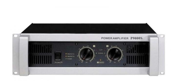 Cục Đẩy công suất Yamaha P9000S được thiết kế công suất lớn dành cho sân khấu, hội trường 0
