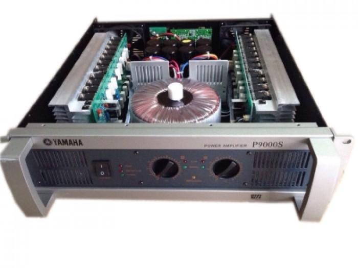 Cục Đẩy công suất Yamaha P9000S Với thiết kế đơn giản nhưng tỷ mỉ tới từng chi tiết của các bo mạch, cục đẩy Yamaha P9000S  mang trong mình 1 sức khỏe vô định 3