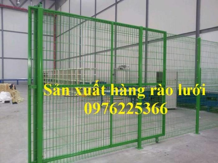 Sản xuất hàng rào lưới thép tại Hà Nội, uy tín, chất lượng