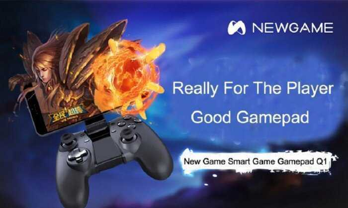 Tay cầm chơi game bluetooth NEWGAME Q11