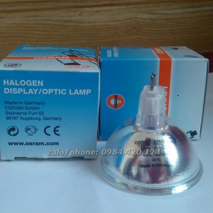 Bóng đèn Osram 24V 250W bóng có chóa - bóng đèn nội soi tai mũi họng, nội soi dạ dày2