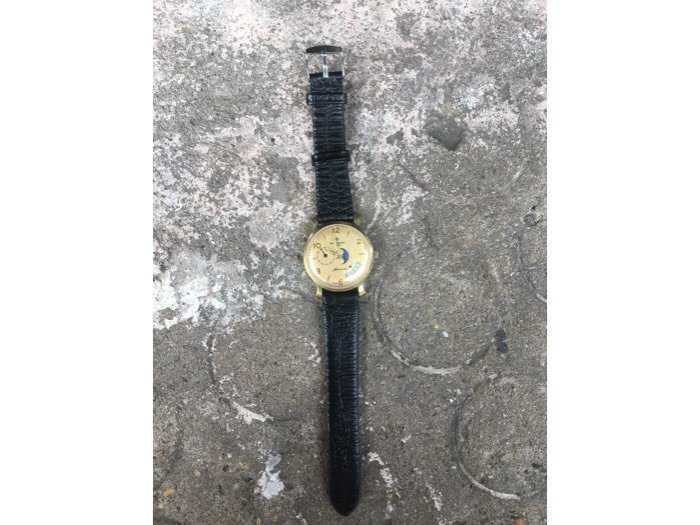 Đồng hồ tự động mạ vàng hàng sưu tầm1