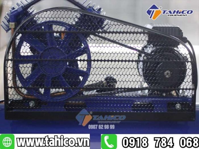 Máy nén khí dây đai 4hp kokoro - tahico1