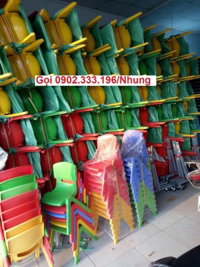 bán sỉ ghế nhựa mầm non rẻ tại tphcm6
