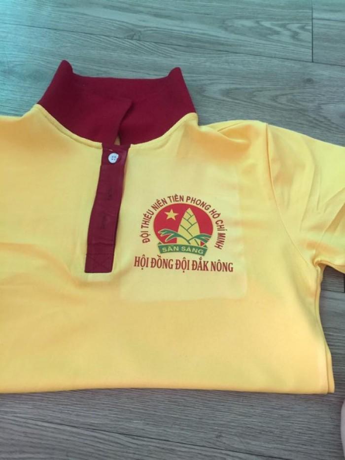 áo thun đồng phục cho trại hè0