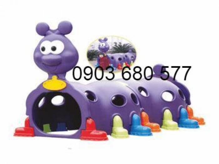 Chuyên bán đồ chơi hang chui, cung chui vận động cho trẻ em mầm non0