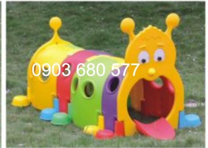 Chuyên bán đồ chơi hang chui, cung chui vận động cho trẻ em mầm non2