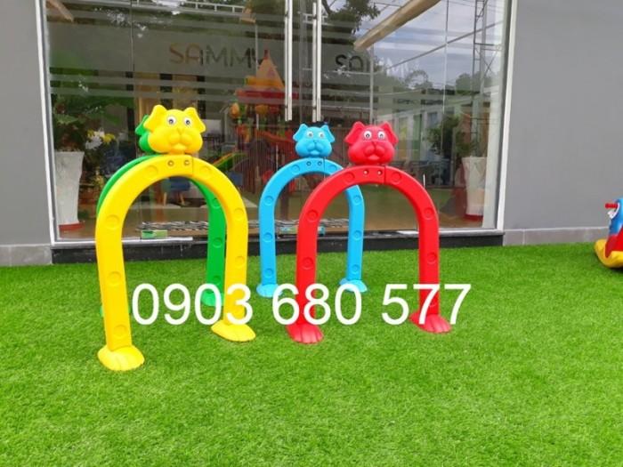 Chuyên bán đồ chơi hang chui, cung chui vận động cho trẻ em mầm non7