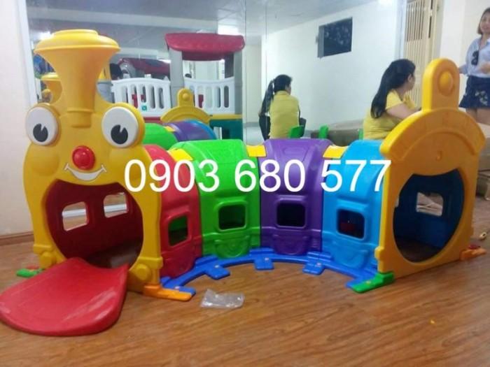 Chuyên bán đồ chơi hang chui, cung chui vận động cho trẻ em mầm non6