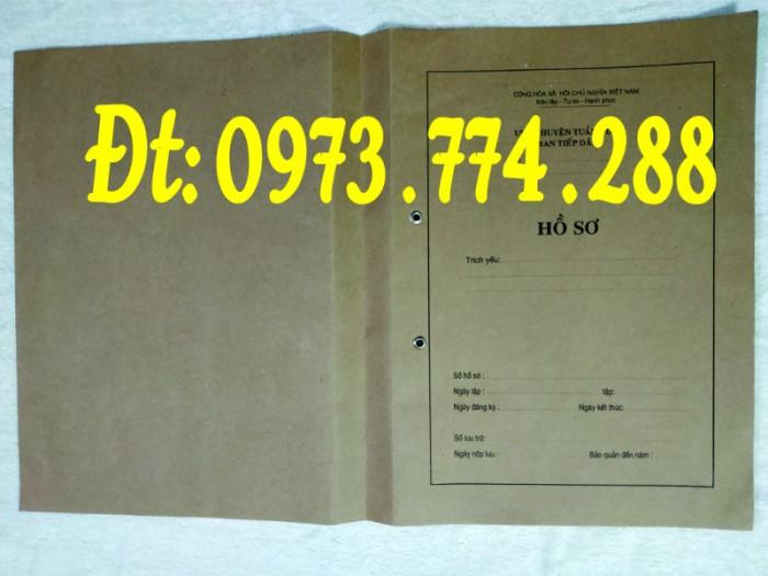 Bán quyển lý lịch viên chức theo thông tư 0722
