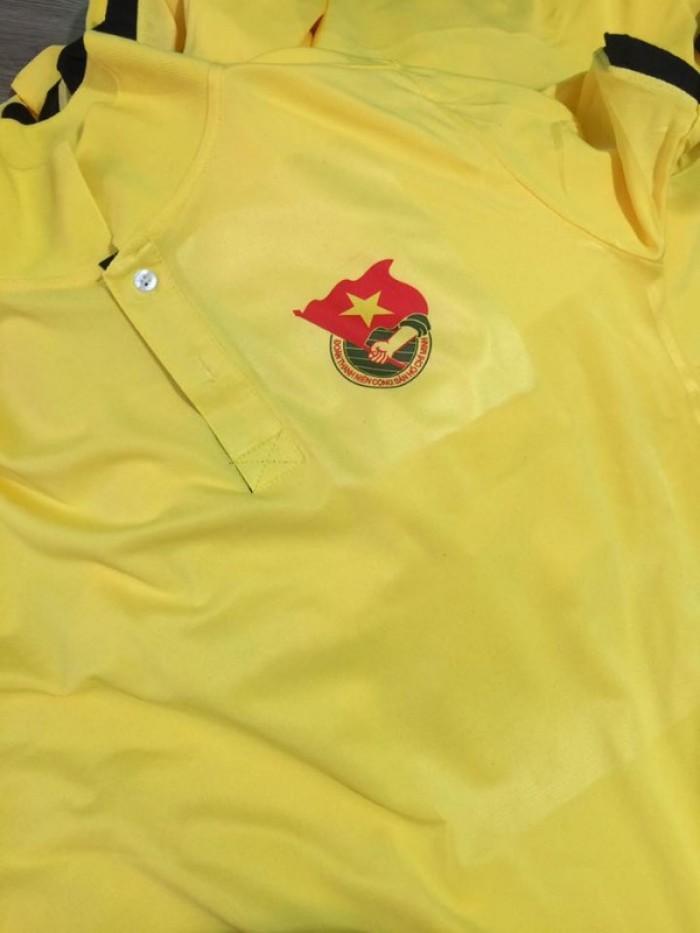 áo thun đồng phục đoàn thanh niên giá rẽ0
