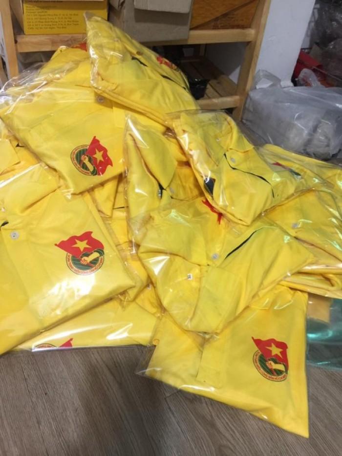 áo thun đồng phục đoàn thanh niên giá rẽ2