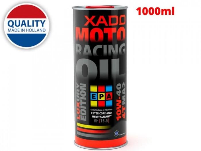 Nhớt Cao Cấp Xado Racing 10W40 1000ml-10W40