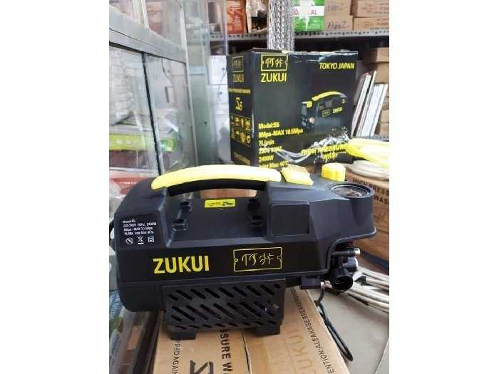 Máy rửa xe sách tay mini zukui 2400w1