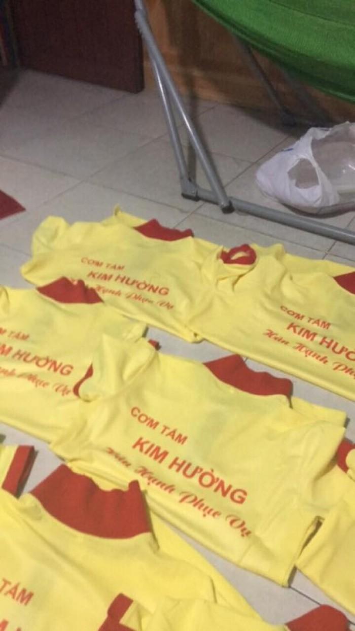 Xưởng may đồng phục áo thun chất lượng uy tín trên toàn quốc7