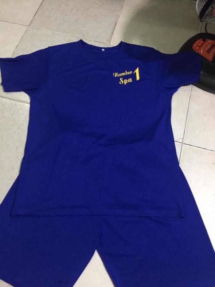 Xưởng may đồng phục áo thun chất lượng uy tín trên toàn quốc3