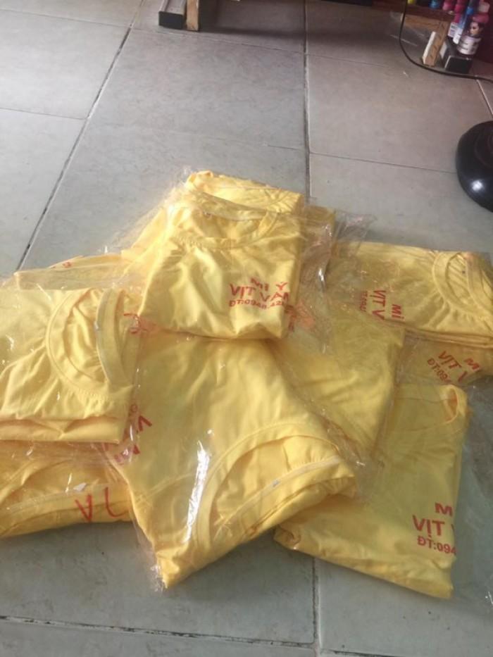 Xưởng may đồng phục áo thun chất lượng uy tín trên toàn quốc12