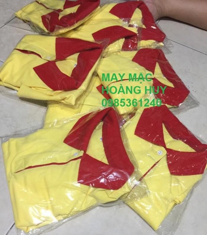 Xưởng may đồng phục áo thun chất lượng uy tín trên toàn quốc4