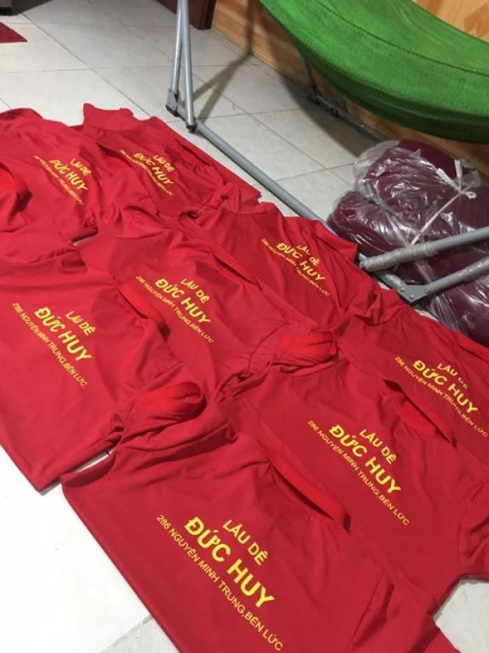 Xưởng may đồng phục áo thun chất lượng uy tín trên toàn quốc10