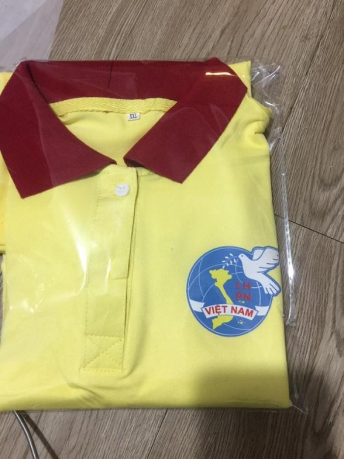 Xưởng may đồng phục áo thun chất lượng uy tín trên toàn quốc9