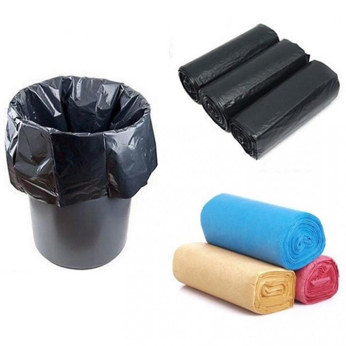 Bán bao rác cuộn 3 màu hoặc đen tại Miền Tây3