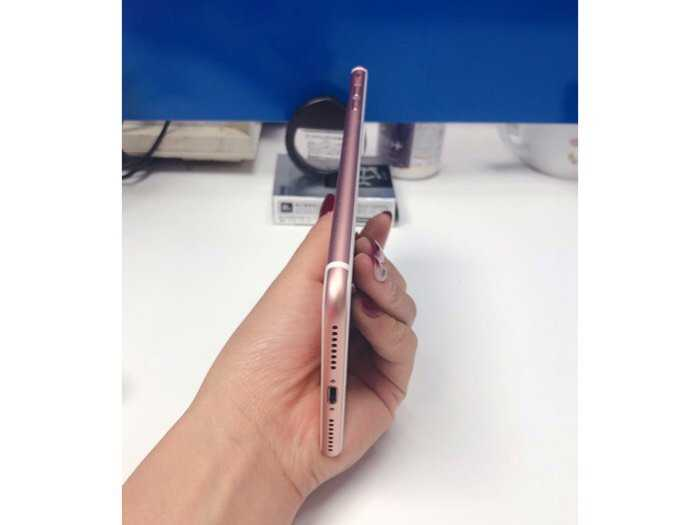 lên đời nên bán iphone 7pl lock 128gb hồng