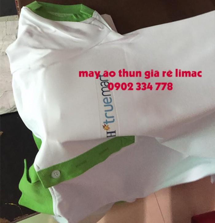 công ty may áo thun teambuilding th true milk2