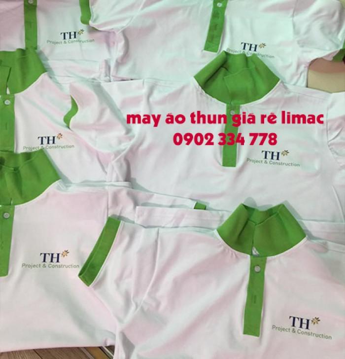 công ty may áo thun teambuilding th true milk4