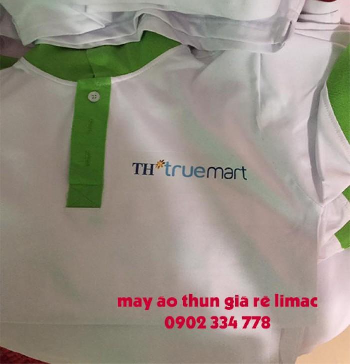 công ty may áo thun teambuilding th true milk6