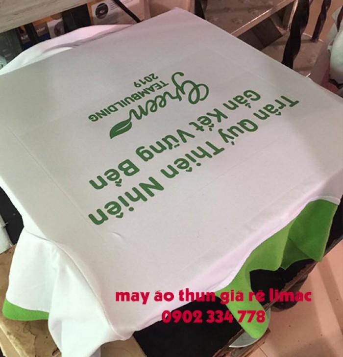 công ty may áo thun teambuilding th true milk7