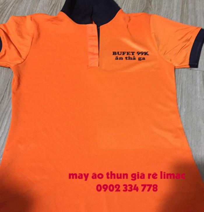 công ty may áo thun đồng phục BBQ1