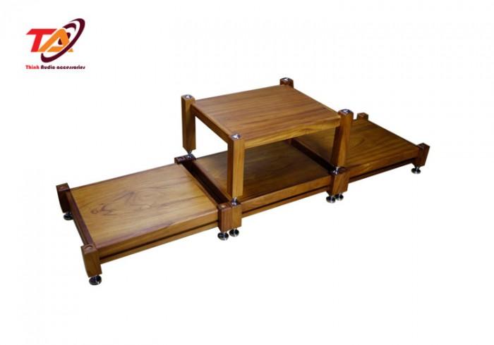 Kệ âm thanh gỗ TAKG053