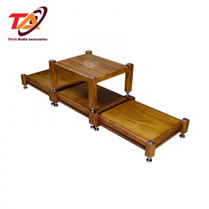 Kệ âm thanh gỗ TAKG056