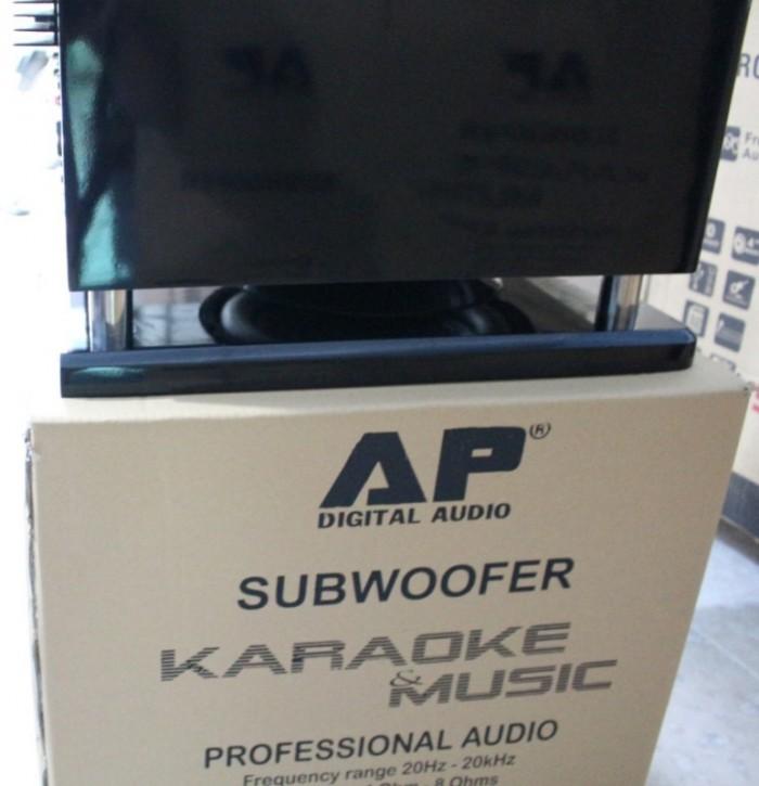 Sub Điện Bass 3 Tấc AP audio - Chuyên Phòng Karaoke.2
