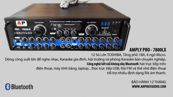 Ampli Bluetooth AP Audio Pro 7800LX1