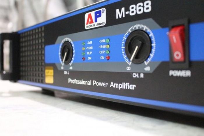 Main M-868 ( Cục đẩy công suất ) MẪU MỚI 20202